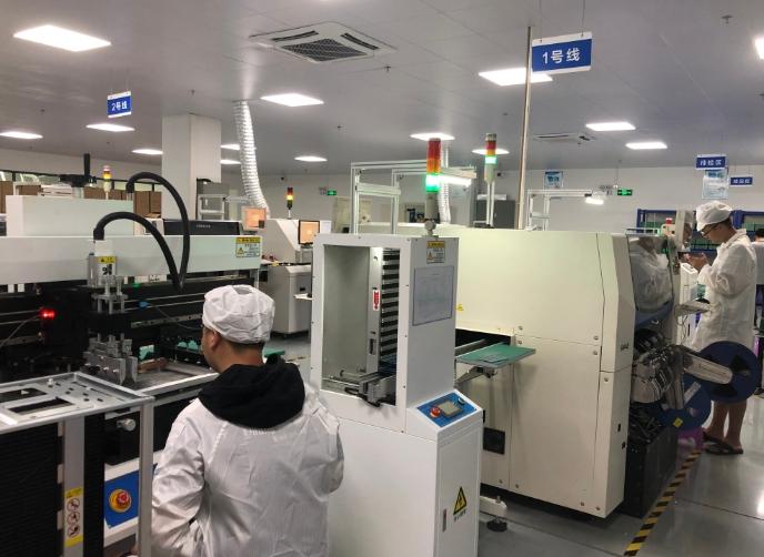 SMT贴片代工厂的加工车间环境要求
