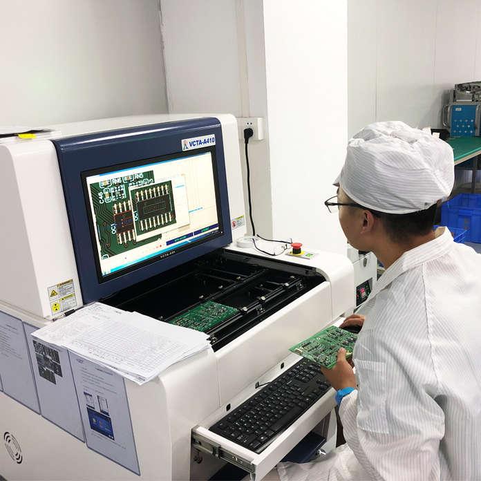 广州电子加工厂_贴片焊点质量检查
