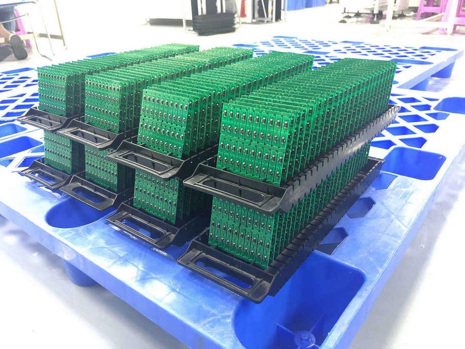 电子OEM加工-电路板颜色的区别