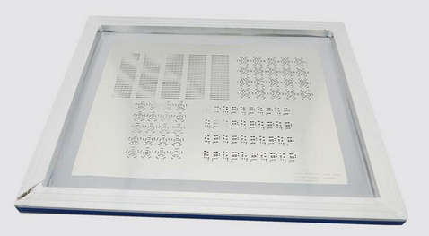 SMT加工-贴片加工的钢网简述
