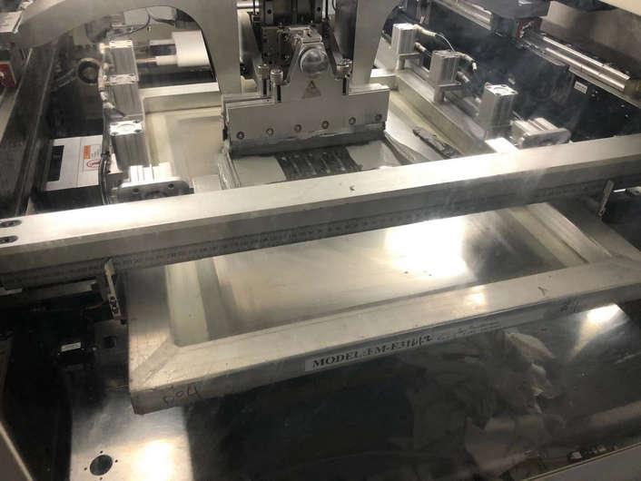 SMT贴片加工_锡膏印刷和钢网参数